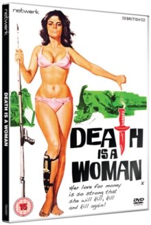 Death Is a Woman, DVD  DVD