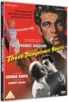 These Dangerous Years, DVD  DVD