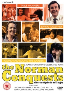 The Norman Conquests: The Complete Series, DVD DVD