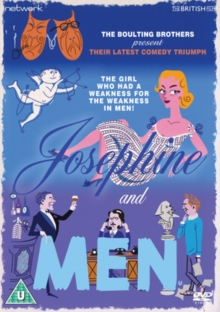 Josephine and Men, DVD  DVD