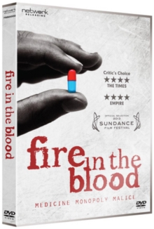 Fire in the Blood, DVD  DVD