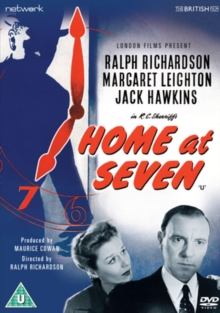 Home at Seven, DVD  DVD