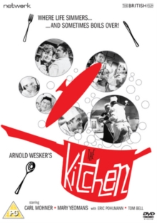 The Kitchen, DVD DVD