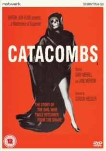 Catacombs, DVD  DVD