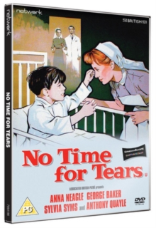 No Time for Tears, DVD DVD