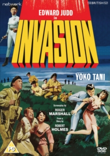 Invasion, DVD  DVD