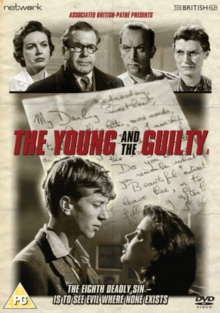 The Young and the Guilty, DVD DVD