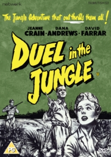 Duel in the Jungle, DVD  DVD