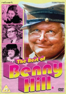Benny Hill: The Best of Benny Hill, DVD DVD