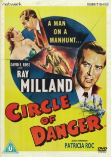 Circle of Danger, DVD  DVD