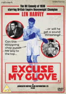 Excuse My Glove, DVD  DVD