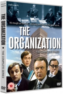 The Organization: The Complete Series, DVD DVD
