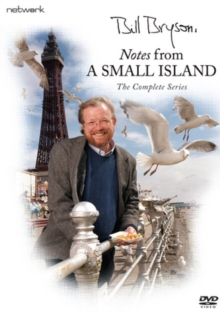 Bill Bryson: Notes from a Small Island, DVD  DVD