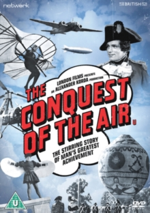 The Conquest of the Air, DVD DVD