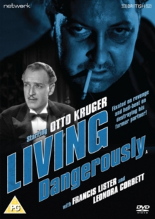 Living Dangerously, DVD  DVD