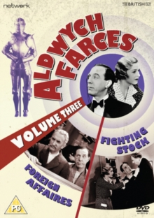 Aldwych Farces: Volume 3, DVD  DVD