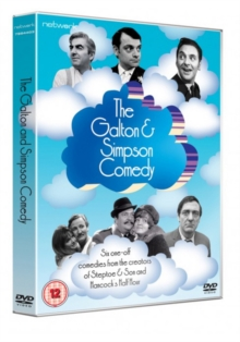 The Galton and Simpson Comedy: The Complete Series, DVD DVD
