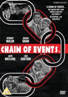 Chain of Events, DVD  DVD