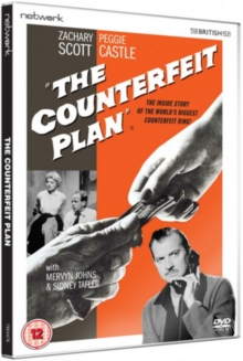 The Counterfeit Plan, DVD DVD