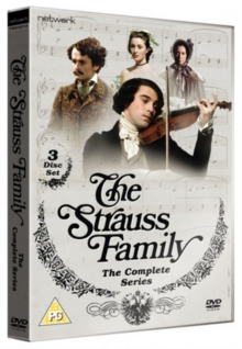 The Strauss Family: The Complete Series, DVD DVD