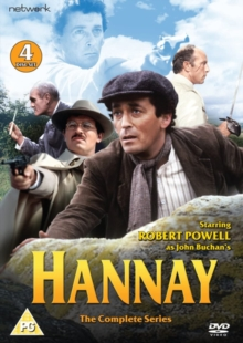 Hannay: The Complete Series, DVD DVD