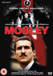 Mosley: The Complete Series, DVD DVD