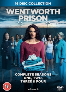 Wentworth Prison: Complete Seasons One, Two, Three & Four, DVD DVD
