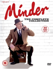 Minder: The Complete Collection, DVD DVD