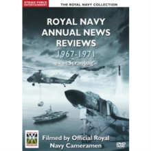 Royal Navy Annual News Reviews 67-71, DVD  DVD