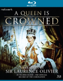 A   Queen Is Crowned, Blu-ray BluRay