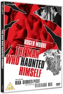 The Man Who Haunted Himself, DVD DVD