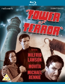 The Tower of Terror, Blu-ray BluRay