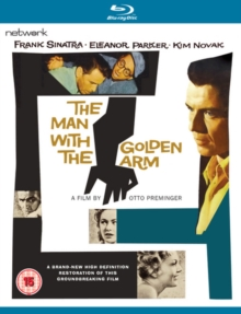 The Man With the Golden Arm, Blu-ray BluRay