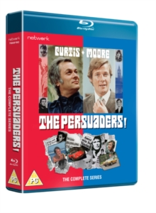 The Persuaders!: Complete Series, Blu-ray BluRay