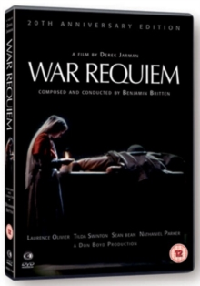 War Requiem, DVD  DVD