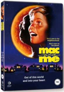 Mac and Me, DVD  DVD