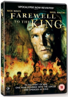 Farewell to the King, DVD  DVD