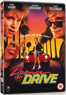 Licence to Drive, DVD  DVD