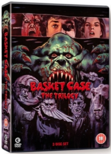 Basket Case: The Trilogy, DVD  DVD