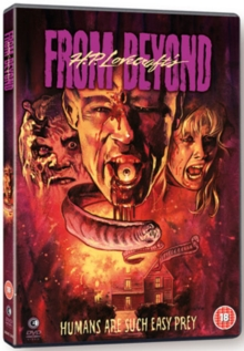 From Beyond, DVD  DVD
