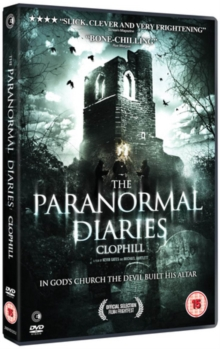 The Paranormal Diaries: Clophill, DVD DVD