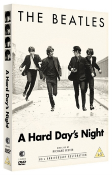 A   Hard Day's Night, DVD DVD