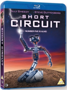 Short Circuit, Blu-ray  BluRay