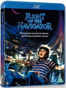Flight of the Navigator, Blu-ray  BluRay