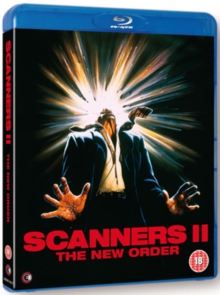 Scanners 2 - The New Order, Blu-ray  BluRay