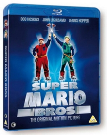Super Mario Bros: The Motion Picture, Blu-ray  BluRay