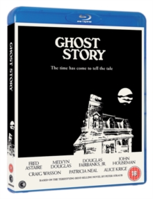 Ghost Story, Blu-ray  BluRay