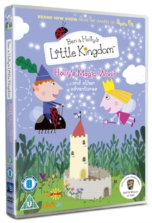Ben and Holly's Little Kingdom: Holly's Magic Wand and Other..., DVD  DVD