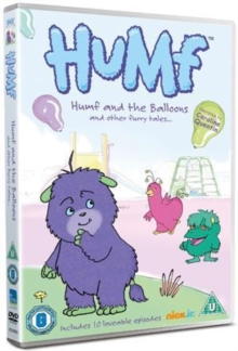 Humf: Humf and the Balloons and Other Furry Tales, DVD  DVD