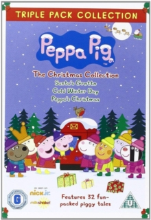 Peppa Pig: The Christmas Collection, DVD  DVD